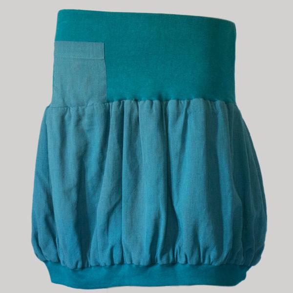 Balloon skirt jersey cotton
