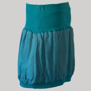 Balloon skirt jersey cotton