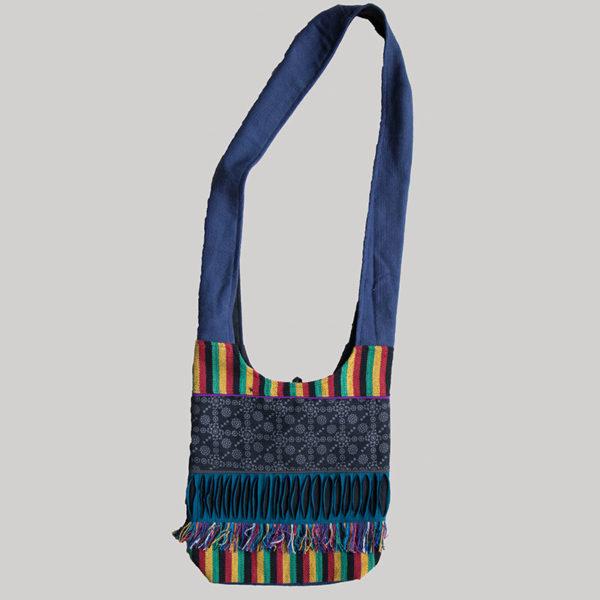 Women's garments cross body side bag