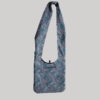 Women's garments printed embroidery side bag