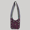 Women's shopping razor embroidery side bag