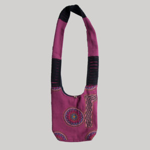 Women's Garments Shopping Razor Printed Embroidery Side Bag