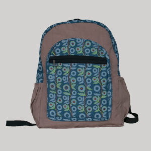 Garments printed Embroidery heavy cotton Bag pack