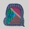 Garments symmetrical razor stripe Bag pack