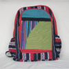 Garments striped heavy cotton bag pack