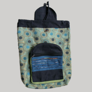 Garments Razor Printed Bag pack