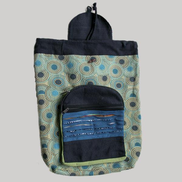 Garments Razor Printed Bag pack
