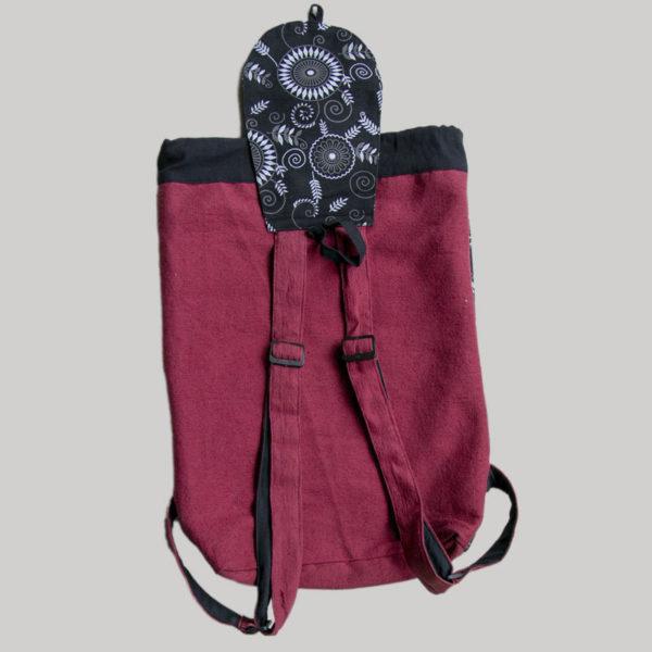 Garments Razor Flap Bag pack