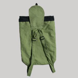 Garments Printed flap Bag pack