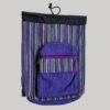 Garments Striped string Bag pack