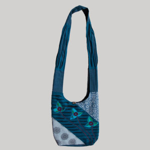 Women's garments shopping embroidery side bag