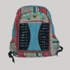 Garments Ghere hand loom printed bagpack