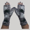 Butterfly RE polar fleece women's glove