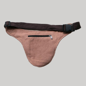 Garments hand loom belt pouch