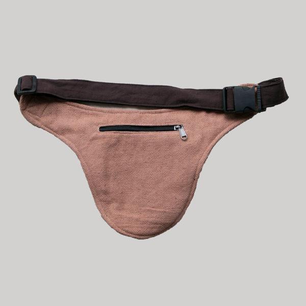 Garments hand loom belt pouch