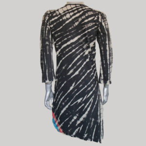 Women's Garments ti-die hand work Dress