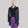 Women's garments velour Dress