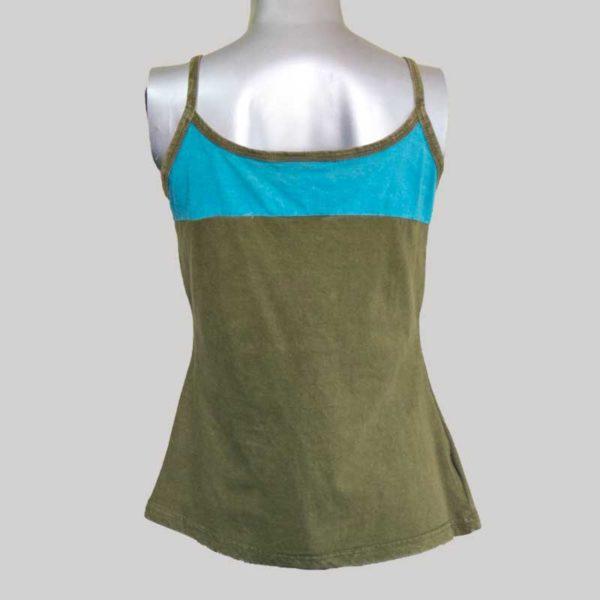 Women's Garments Birds Hand worked Tank top