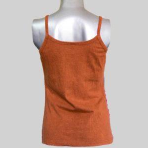 Women's Garments asymmetrical razor jersey Tank top