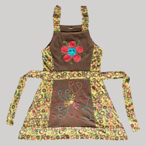 Children's printed jersey Dress
