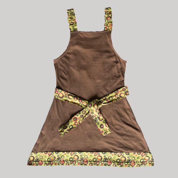 Children's printed jersey Dress