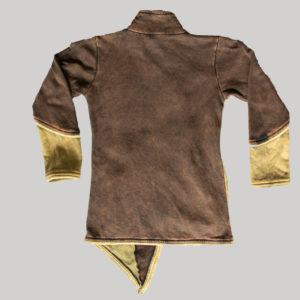 Children's mix patches stone wash Jacket