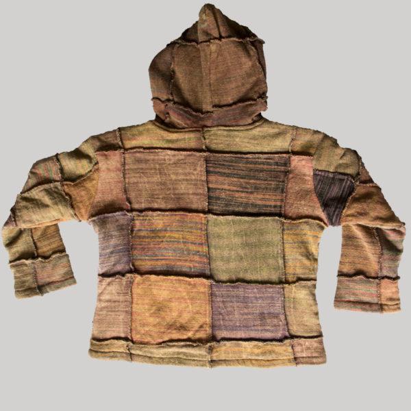 Children's knitting patches polar Jacket