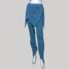 Women's yoga polyester tight trouser