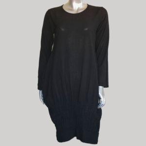 Women's hand loom cotton long dress