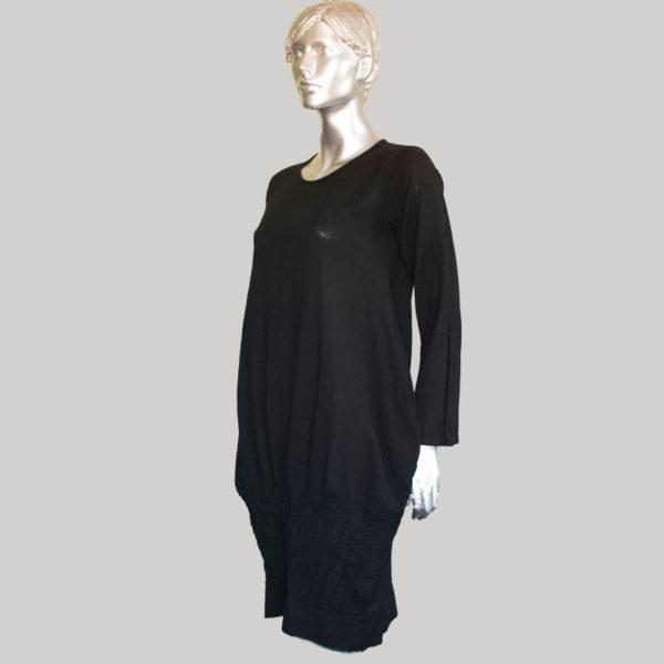 Women's hand loom cotton long dress
