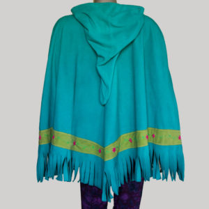 Women's star hand worked Fringes Panchu