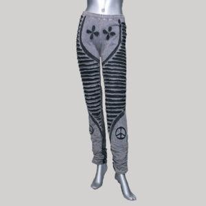 Women's garments symmetrical razor Trouser
