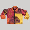 Children's hand loom mix patches Shirt