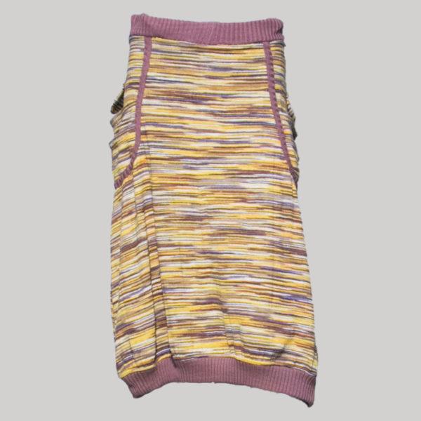 Women's garments knitting midi wrap Skirt